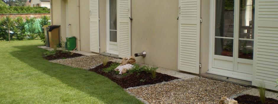 L'aménagement de votre jardin